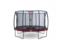 BERG ELITE+ REGULAR RED 430 + SAFETY NET De Luxe