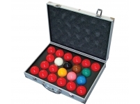 Snooker balls Aramith Tournament Champion 1G Case
