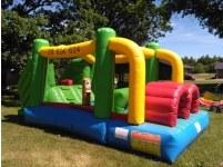 Inflatable slide Barjera Pro