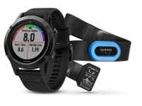 Garmin fēnix 5 Gray, Perfomer Bundle