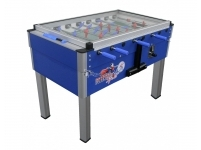 Soccer Table Export blue Roberto Sport - coin operated