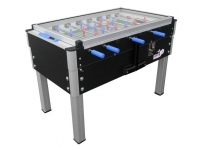 Soccer Table Export black Roberto Sport - coin operated