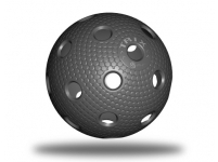 Trix floorball ball - black