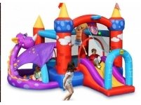 Bouncy castle Dragon