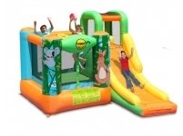Bouncy castle Jungle
